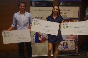 EVENT - 3MT winners
