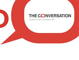 EVENT - The Conversation logo 1