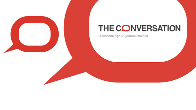 EVENT - The Conversation logo 1