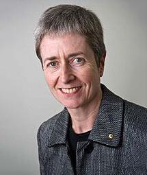 Speaker- Anne Kelso
